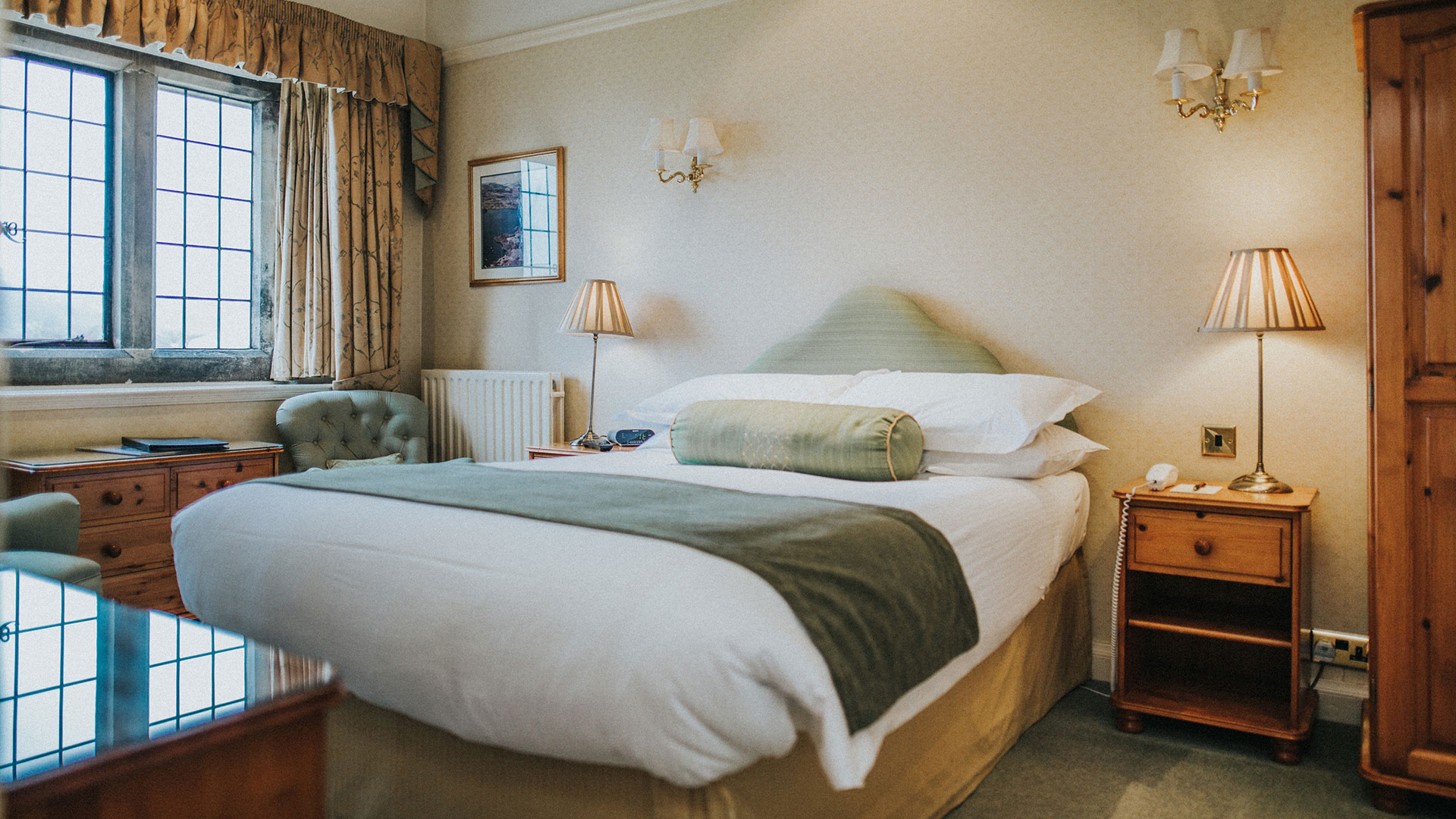 Cragwood Hotel Single Bedrooms Image