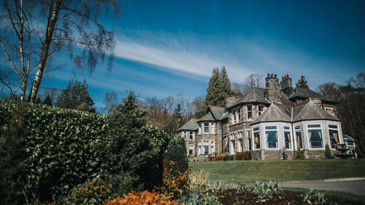 Luxury Hotels In The Lake District Stunning Lakeside