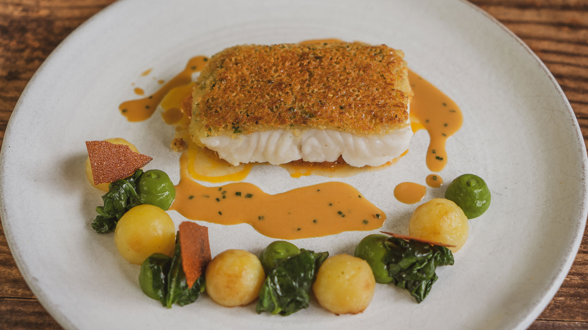 Briery Wood Hake dish