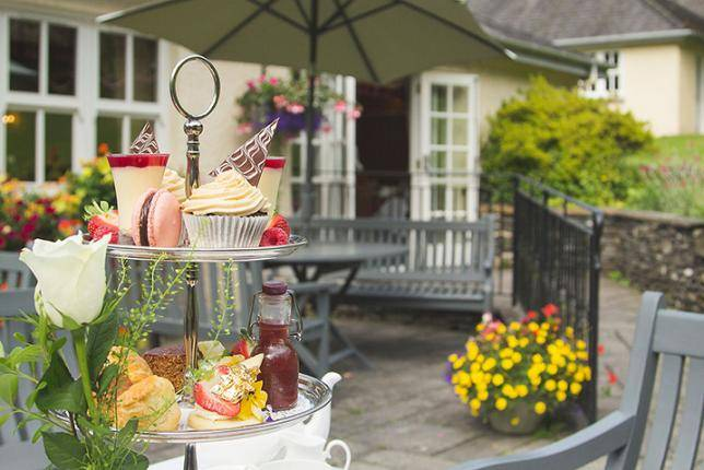 Briery Wood Afternoon Tea Wedding Package