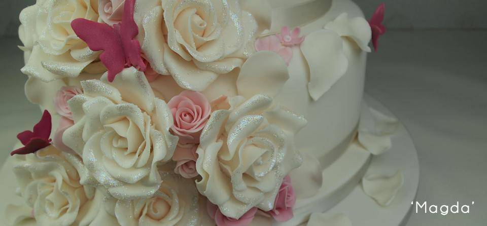 Magda Wedding Cake