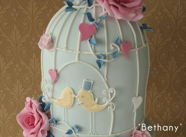 Bethany Wedding Cake