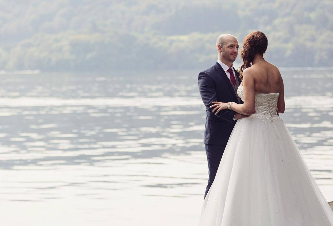 Cragwood wedding gallery image lakeshore image