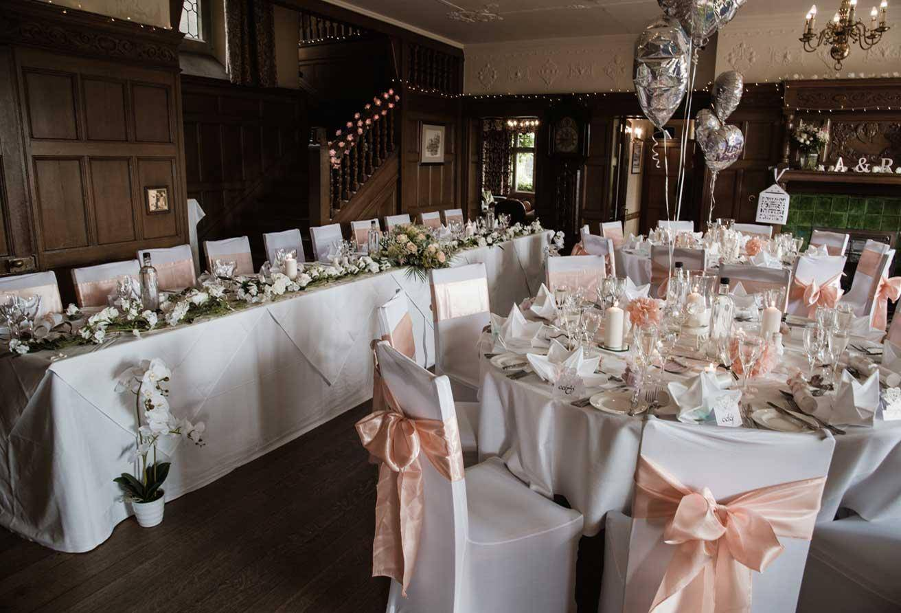 Cragwood Wedding Breakfast image
