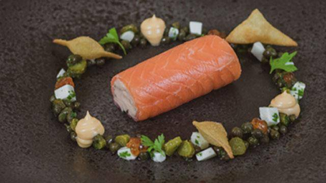 Briery Wood Smoked Salmon image