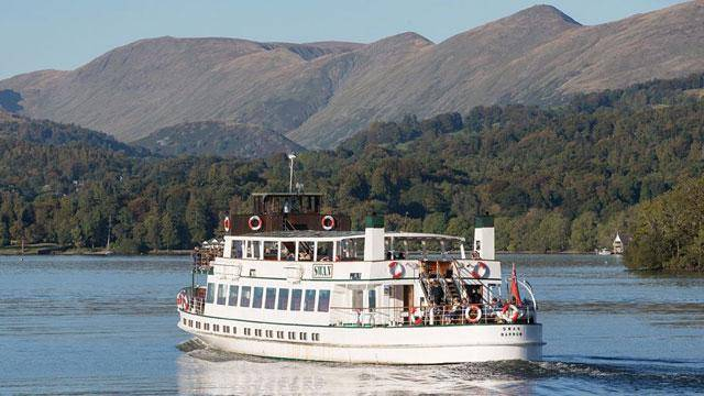 Cruise on Lake Windermere