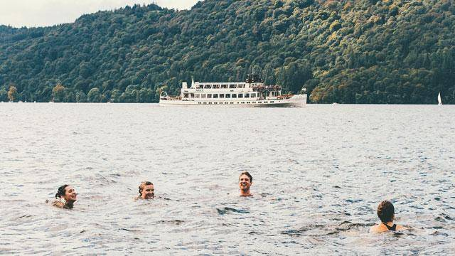 Wild Swimming in Windermere