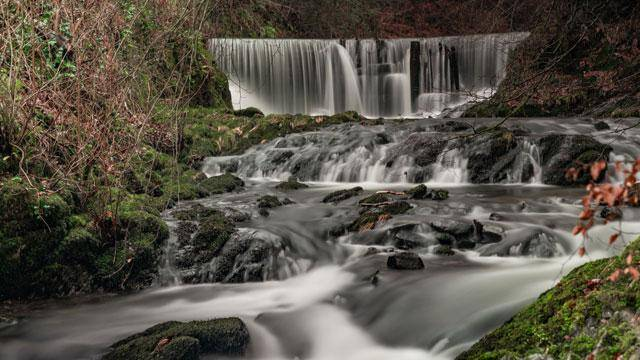 Stockghyll Waterfall